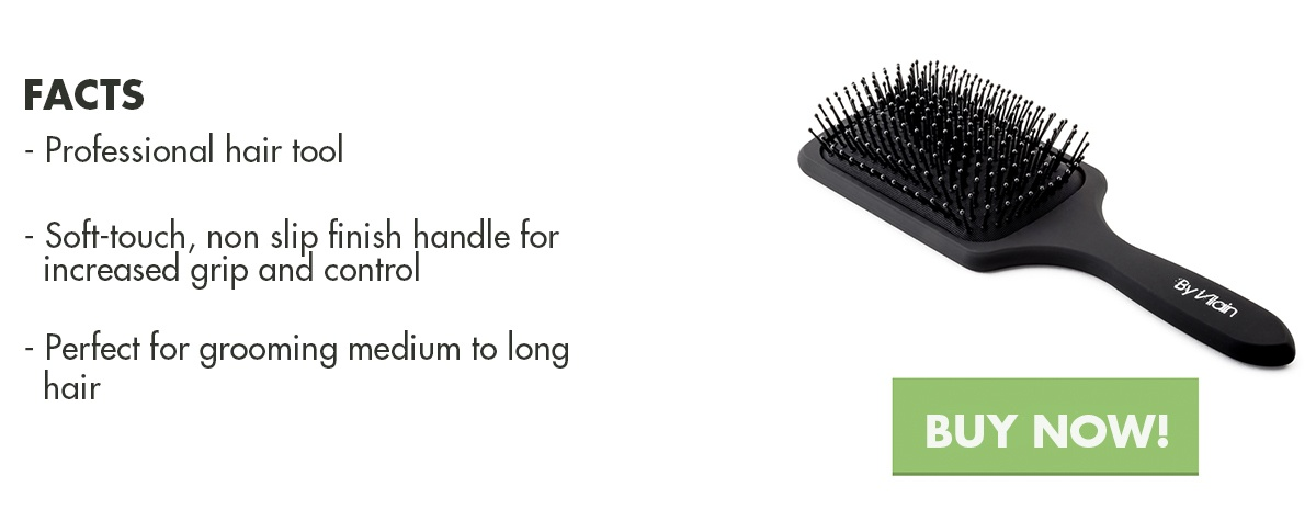 But the By Vilain Paddle Brush