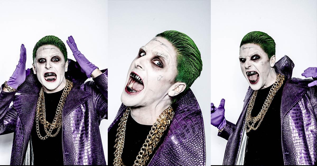 Crazy Joker expressions