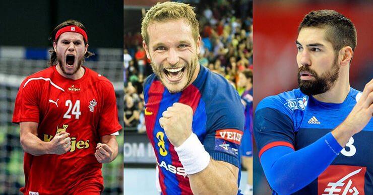 the best handball players