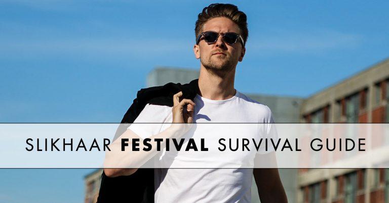 Festival essentials guide