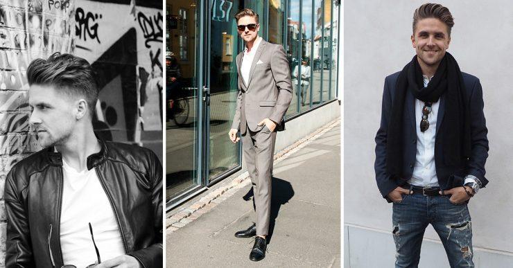 Emil Vilain men's style tips