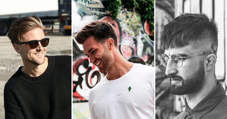 The biggest fall hairstyles for men