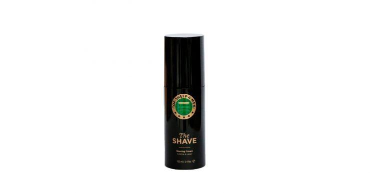 Top Shelf 4 Men The Shave