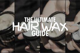 Hair wax guide