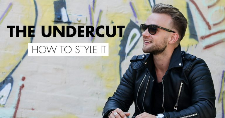 How to style undercut