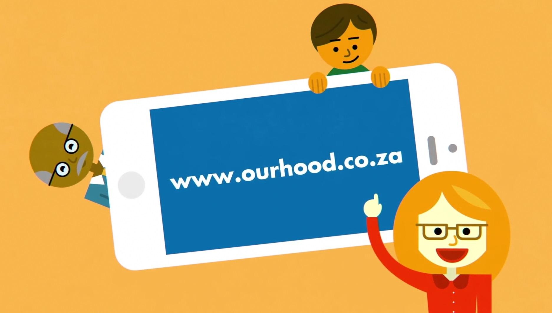 OurHood community app