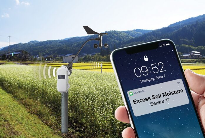 HOBOnet Field Monitoring Systems