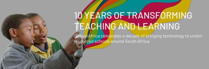 iSchoolAfrica logo