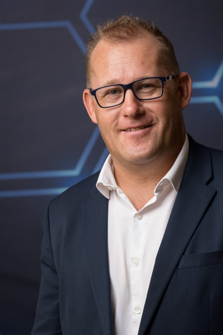 Doug Woolley, GM of Dell Technologies South Africa