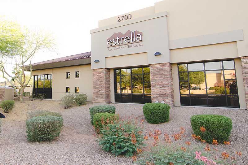 Estrella ENT Goodyear office