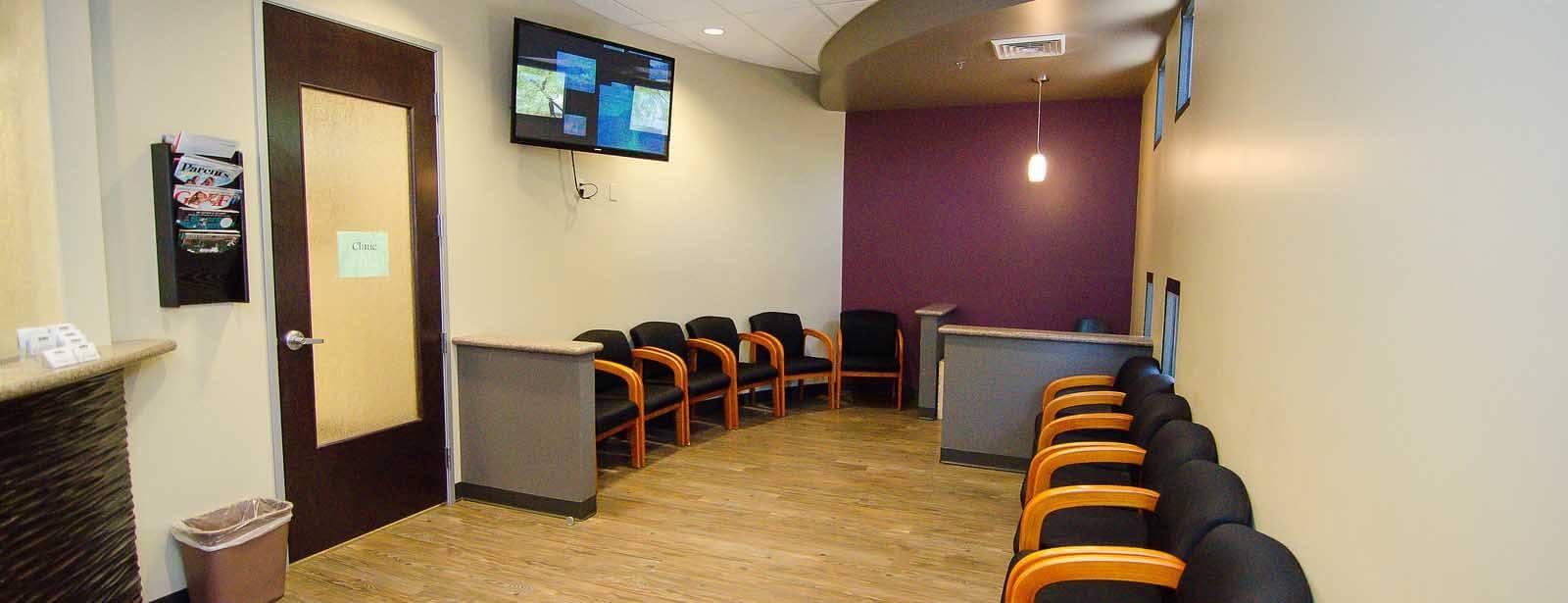 Estrella ENT waiting room