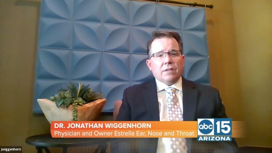 Video Interview Screenshot