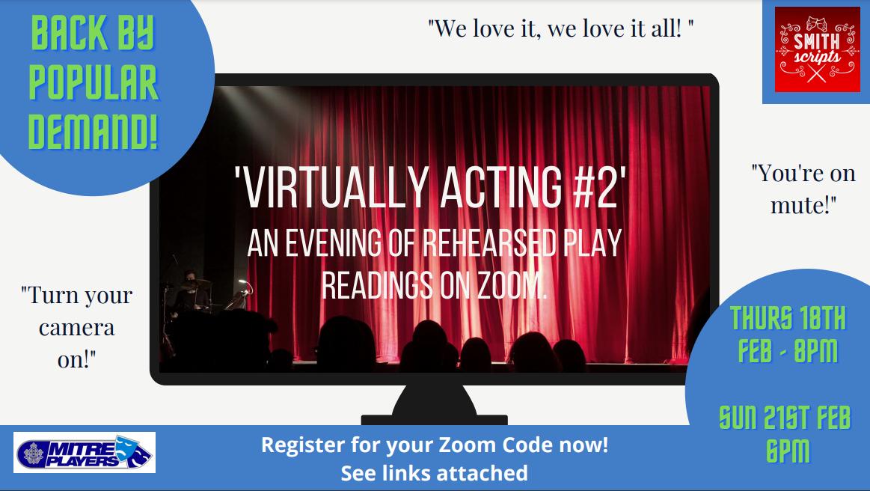 Virtually Acting 2
