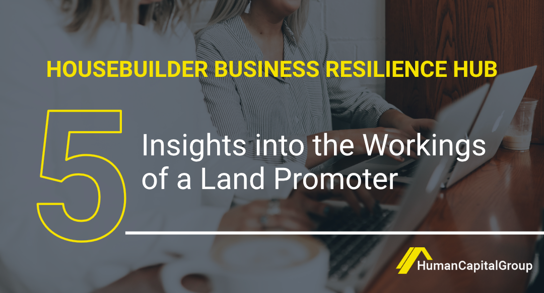 BLOG: Five insights into the workings of a Land Promoter