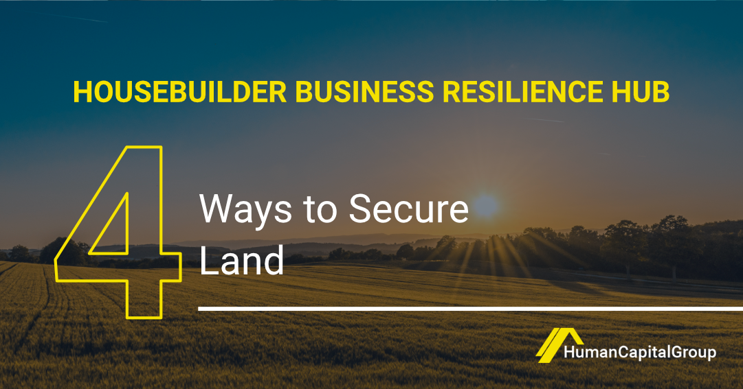 BLOG: Four Ways to Secure Land