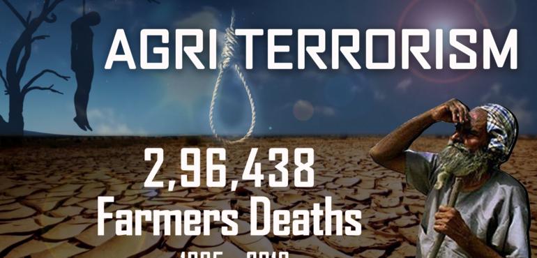 Agri-Terrorism Deliberate Attempts of Destabilizing Agriculture System