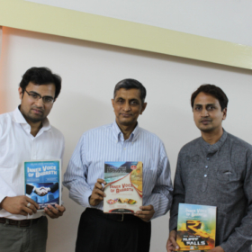With Dr. Jayaprakash Narayan(Founder of Loksatta Party), Interview Date: February 12, 2014