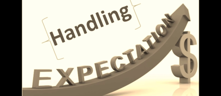 Decoding Ways to Handling Expectations