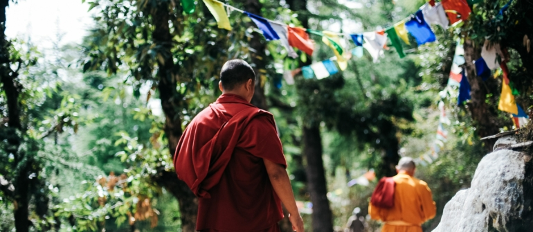 Forget Past and Build Future: Learning from Story of Two Monks