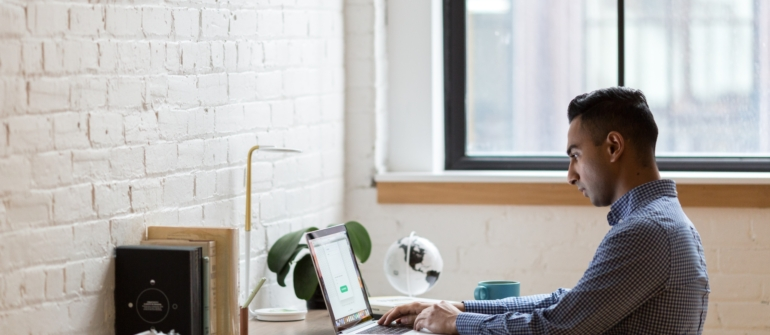 Covid-19 Digital Disruption Positioned Remote Work and WFH as The New Strategy