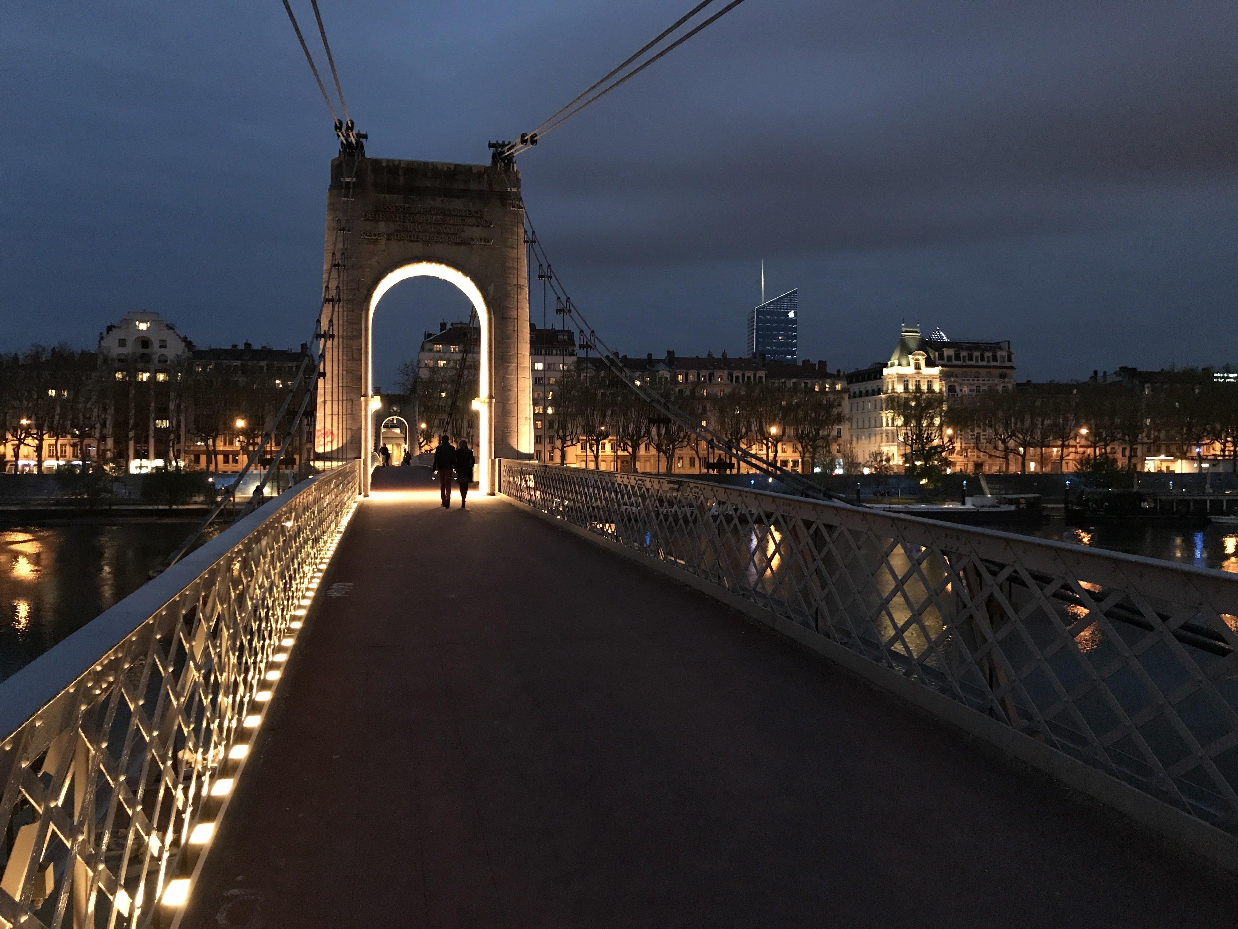 France Travel Planning - Lyon to Bordeaux