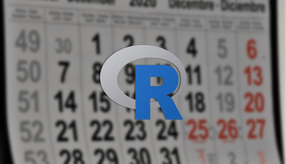 Last or first date of the month in R