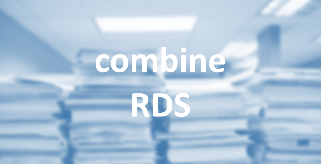 bind multiple R RDS files