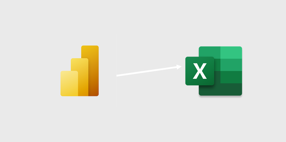 Access Power BI datasets from Excel