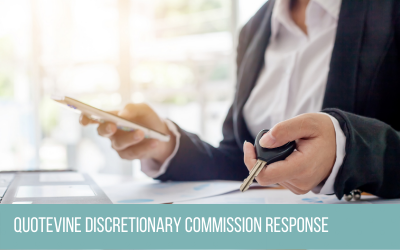 Quotevine's thoughts on Discretionary Commission ban