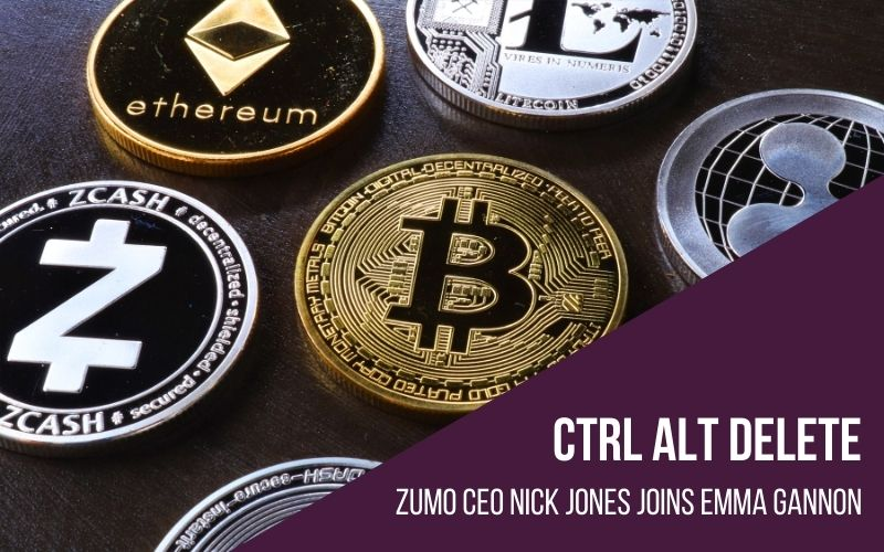 Zumo CEO Nick Jones joins Emma Gannon on Ctrl Alt Delete
