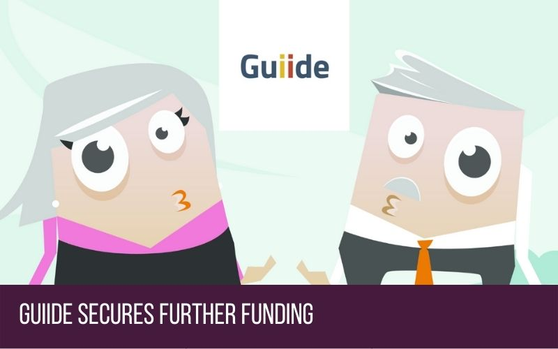 Guiide Announces Further Funding