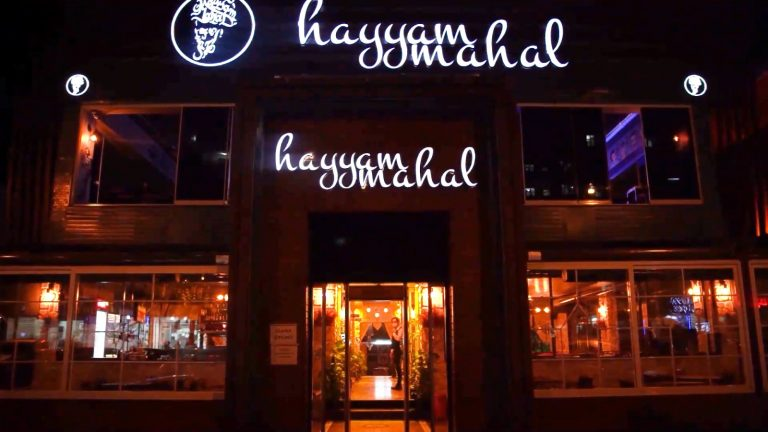 Hayyam Mahal