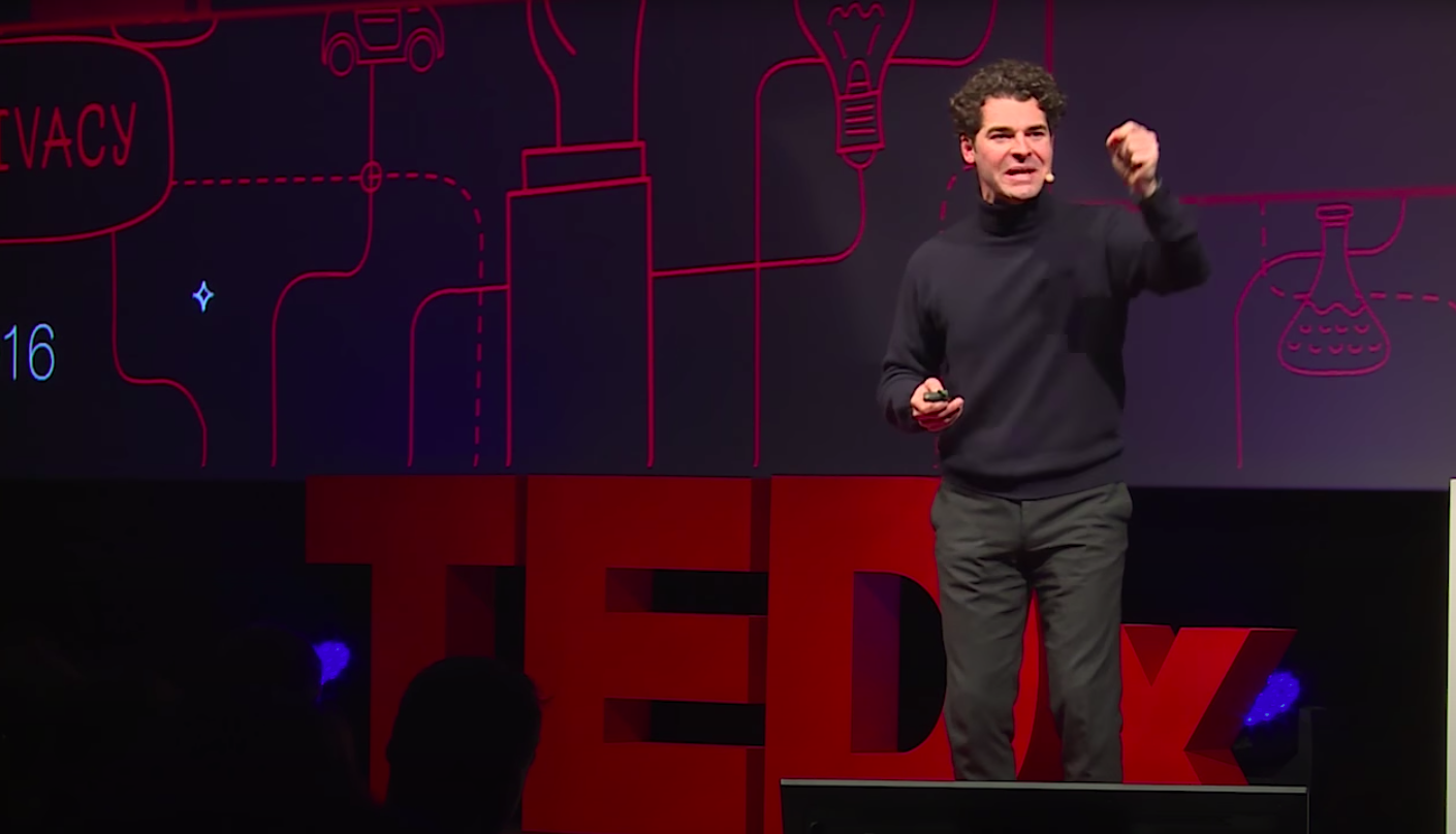 Citizen Lobbying: How Your Skills Can Fix Democracy | TEDxBrussels