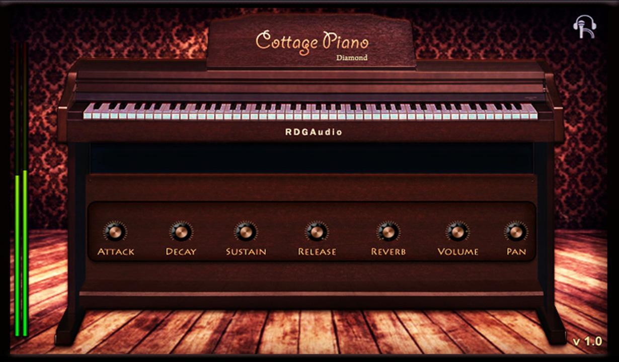 Cottage Piano Diamond RDGAudio