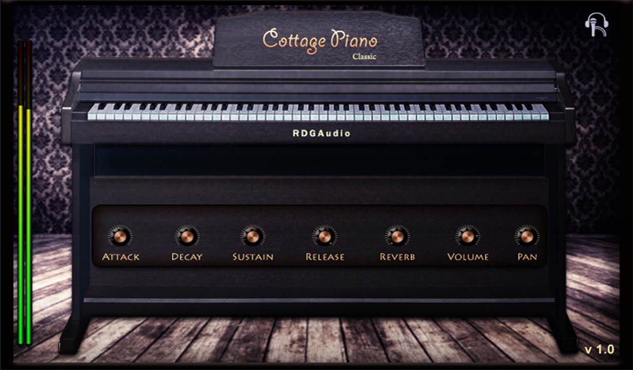 Cottage Piano Classic Big