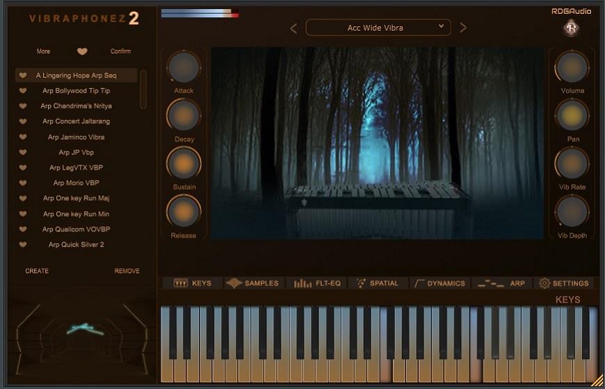 RDGAudio Vibraphonez 2 AU VST3