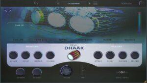Real Dhaak Default Skin AU VST3