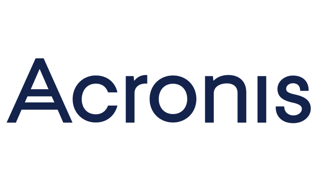 acronis fixed