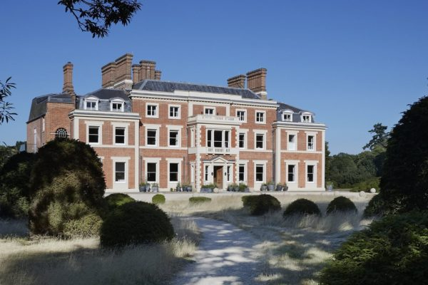 Heckfield Place Hampshire Country House Wedding Venue