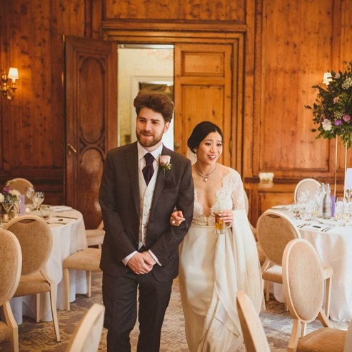 Luxury wedding planner in London, Hampshire, Surrey and the UK