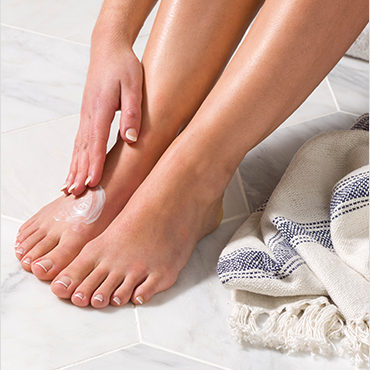 Cosyfeet footcare product range