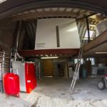 Shaw Renewables Biomass Biogas renewable energy froling fuel store expansion vessel dairy farm