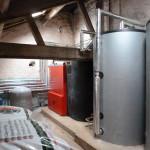 Shaw Renewables Biomass Biogas renewable energy froling pellets buffer tanks