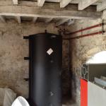 Shaw Renewables Biomass Biogas renewable energy froling buffer tank