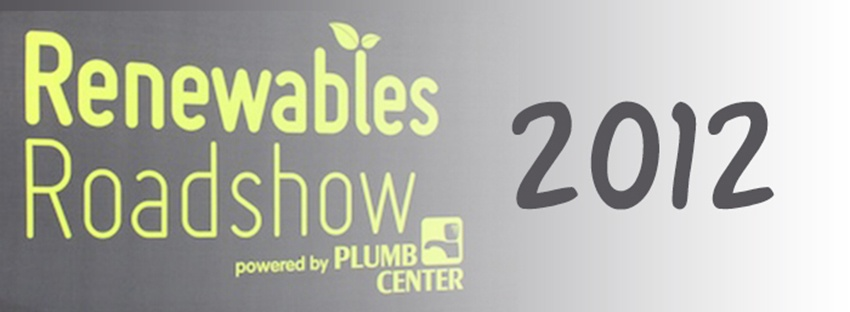 Renewables Roadshow plumb centre shaw renewables biomass