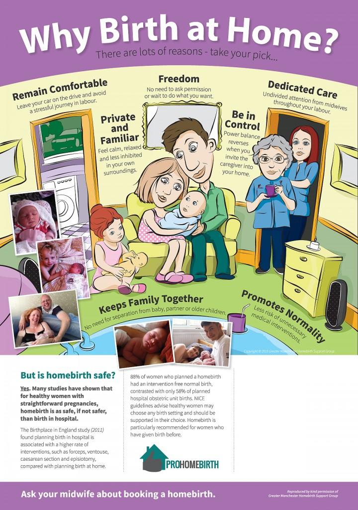 Homebirth poster