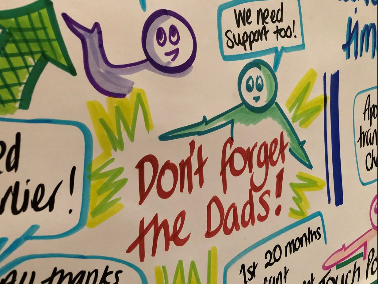 Don't forget the Dads – Copy