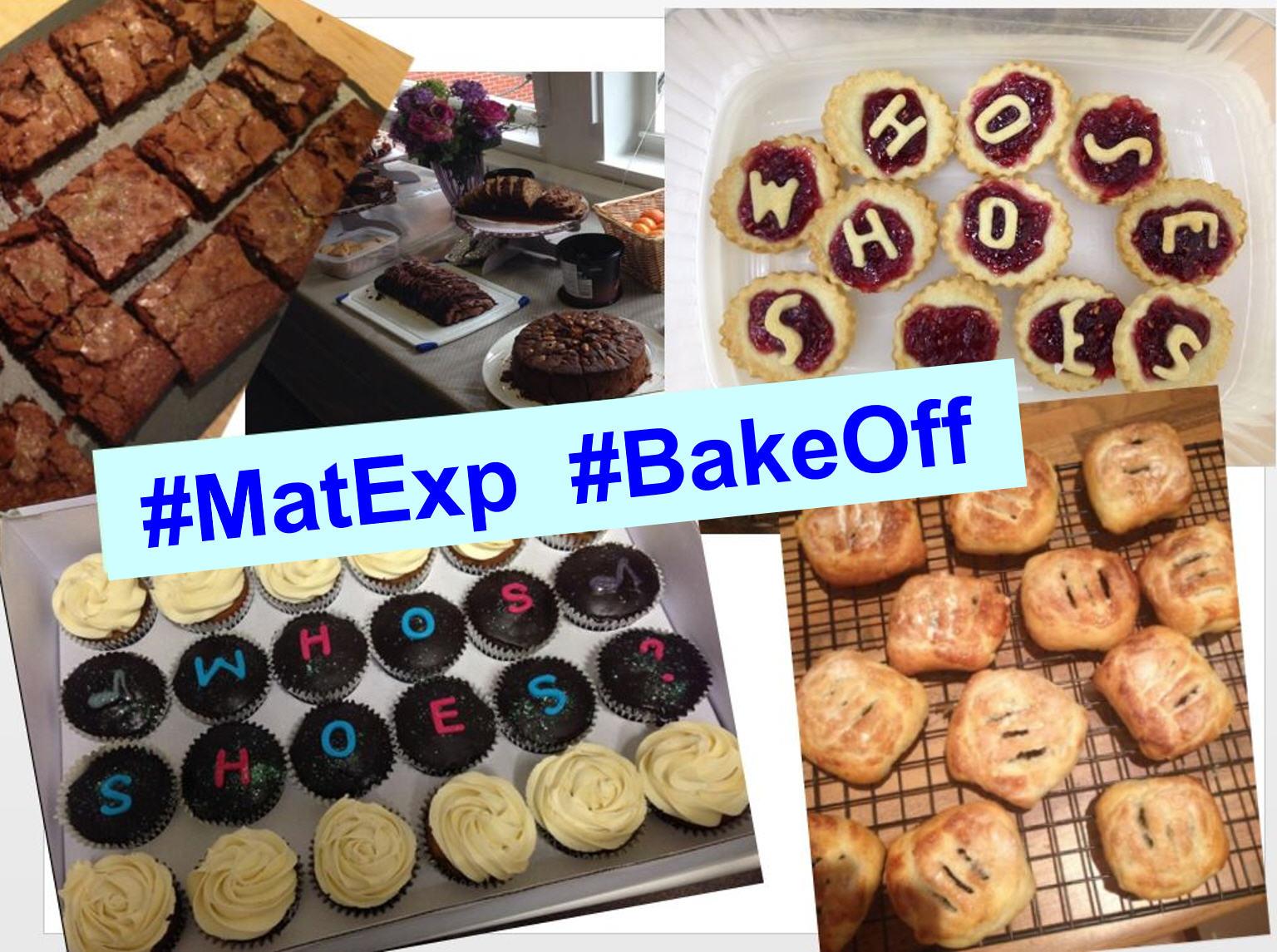 #MatExp bakeoff – Copy