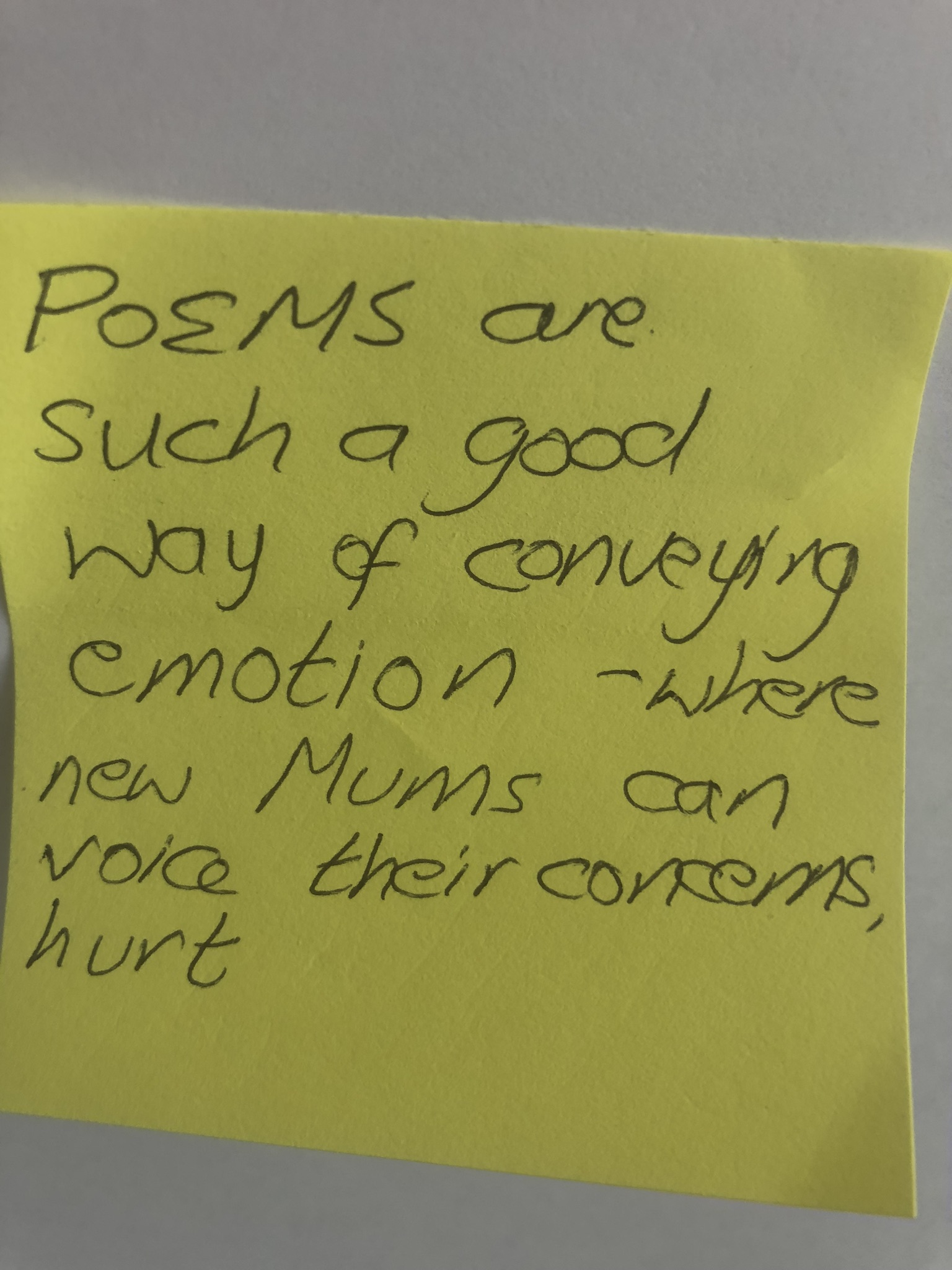 DS – postit re power of poems IMG_2623