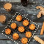 Ginger jaggery Biscuit